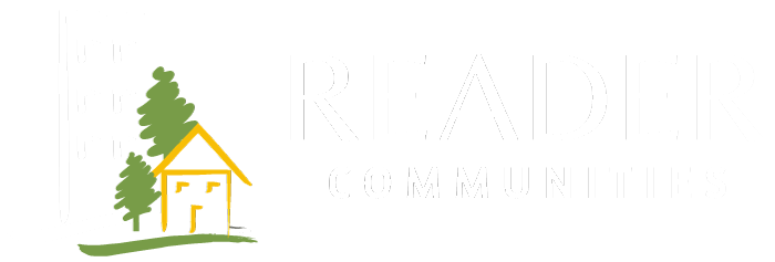 reader communities logo residential community developer
